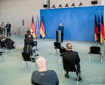 آلمان قانون سختگیرانهتری را برای مبارزه با شیوع کرونا تصویب کرد